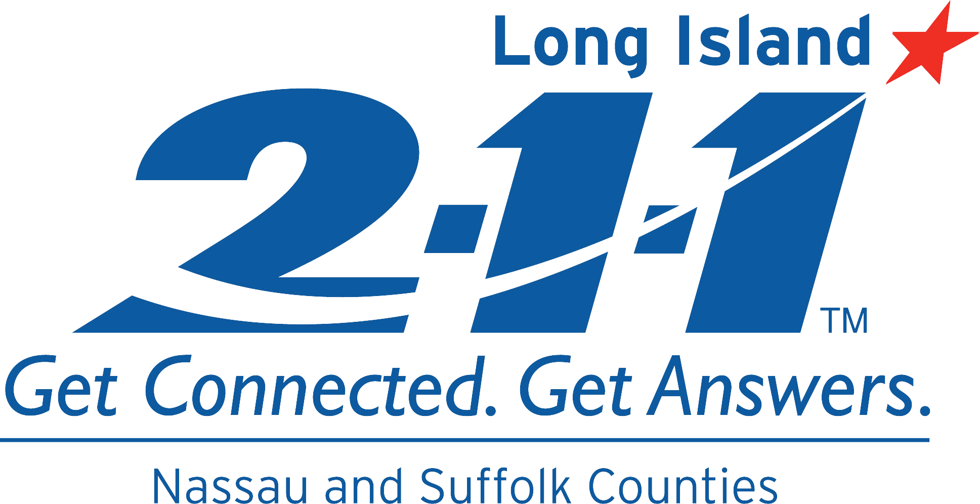 Long Island 211 Database Logo