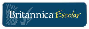 Britannica Escolar Database Logo
