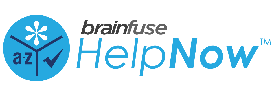 Brainfuse Help Now live tutoring and homework help