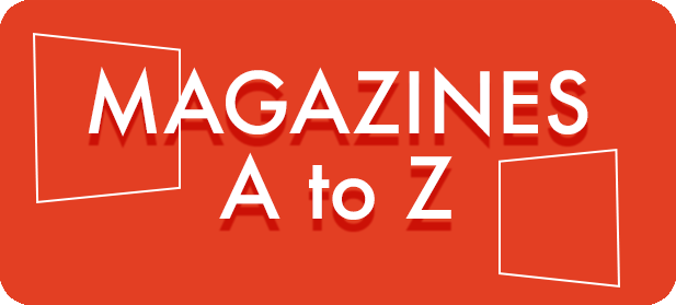 Magazines A to Z Logo