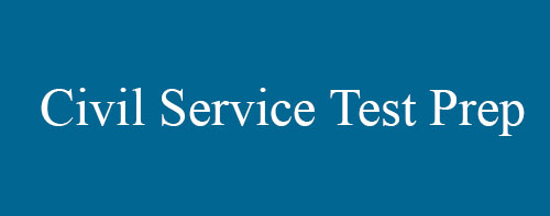 Civil Service Test Prep Logo