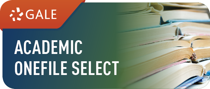 Gale Academic OneFile Select Database
