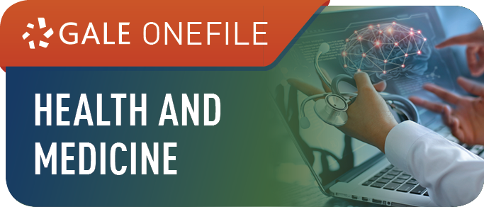 Gale OneFile: Health and Medicine Database