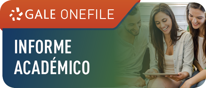 Gale OneFile: Informe Academico Database Logo